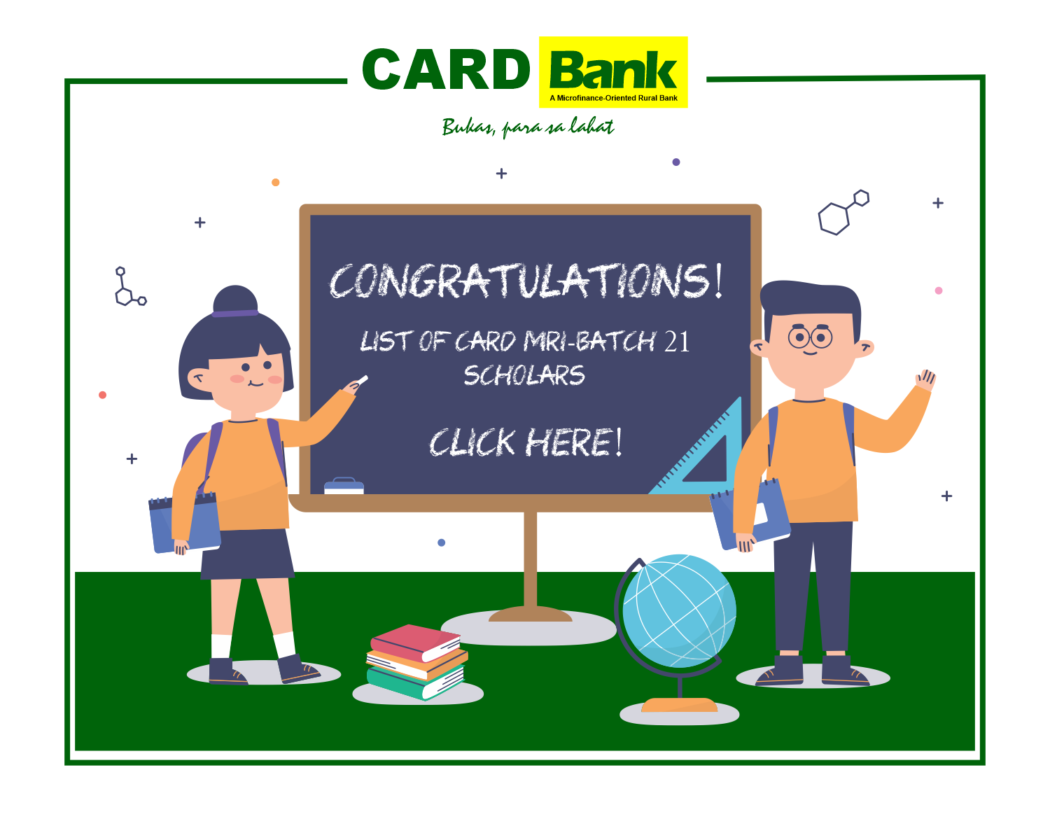 List CARD MRI-Batch 21- SCHOLARS (CARD BANK)